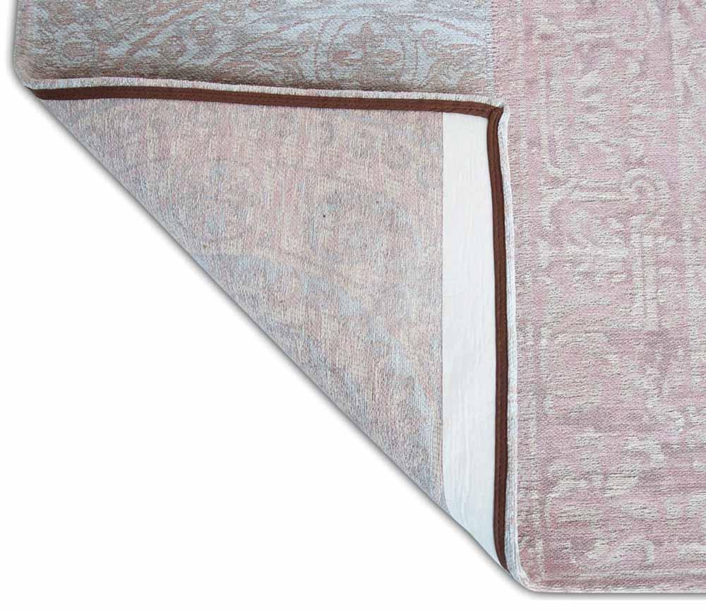 tapis Louis De Poortere LX8238 Cameo Bolshoi Pink corner