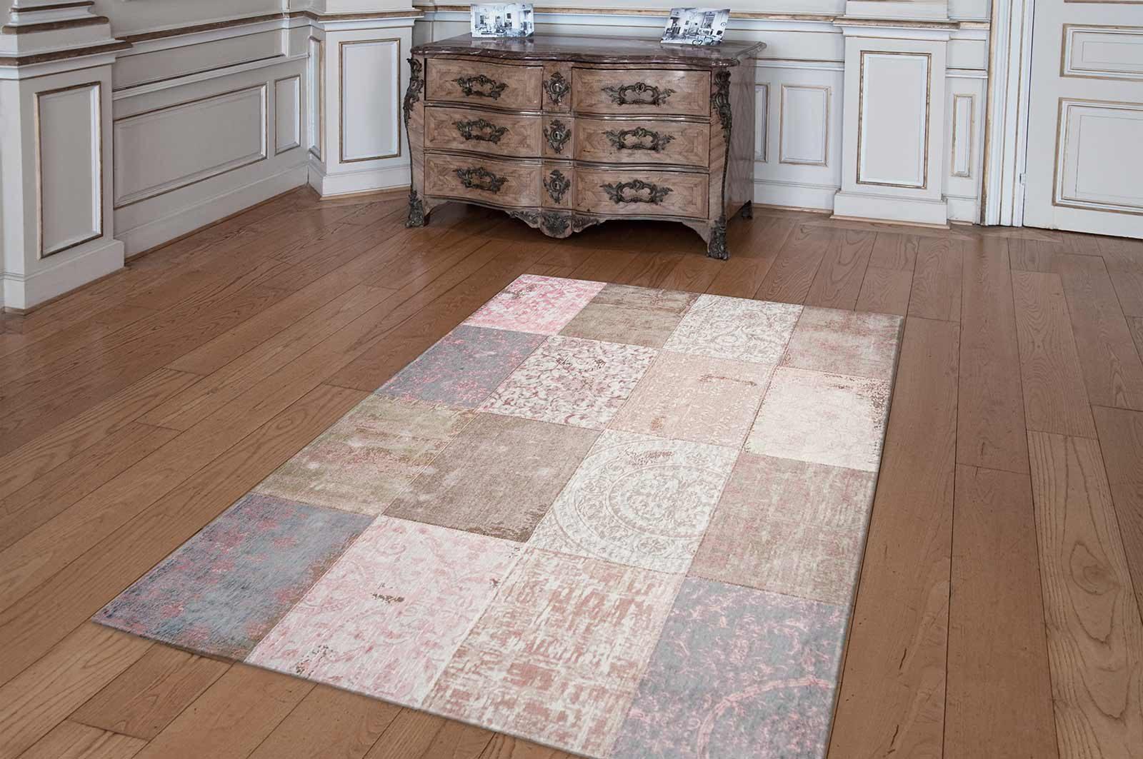 tapis Louis De Poortere LX8238 Cameo Bolshoi Pink interior 2