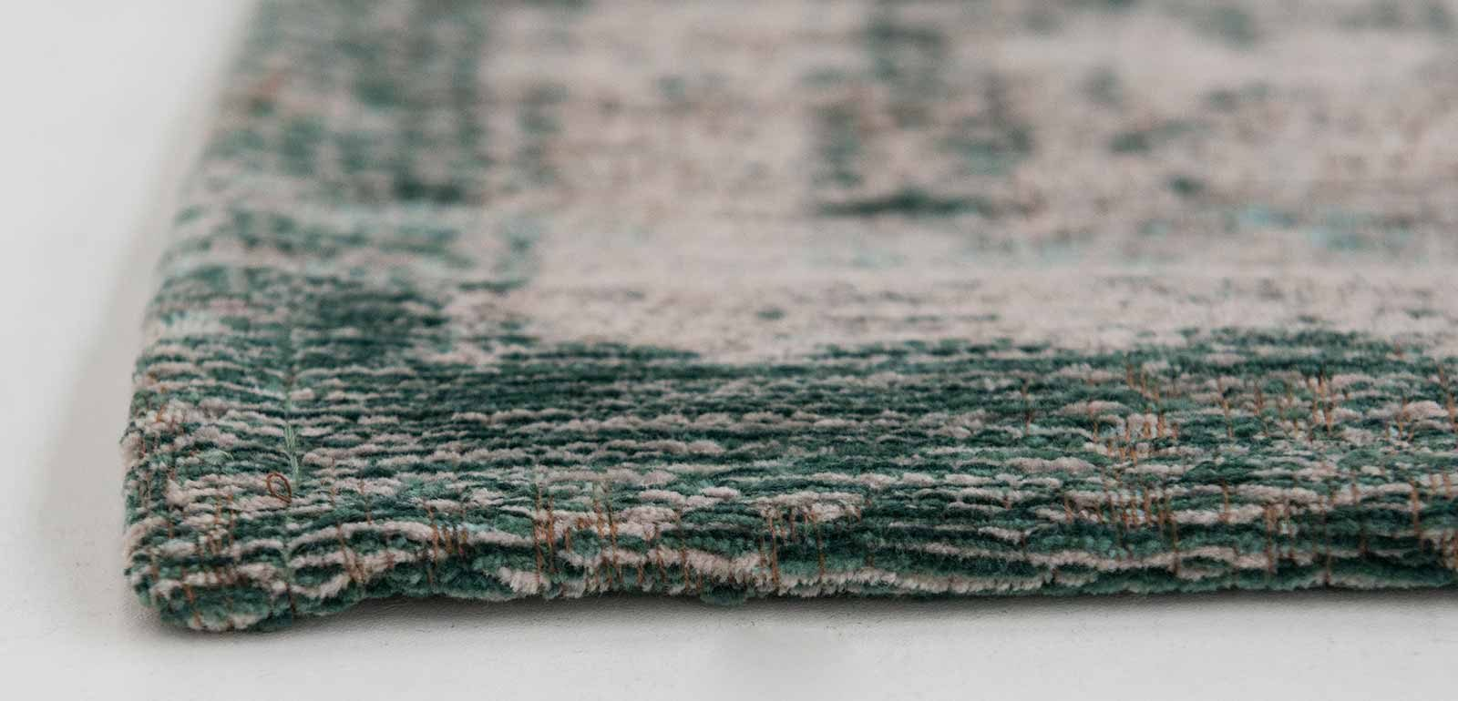 tapis Louis De Poortere LX8259 Fading World Medaillon Jade Oyster side