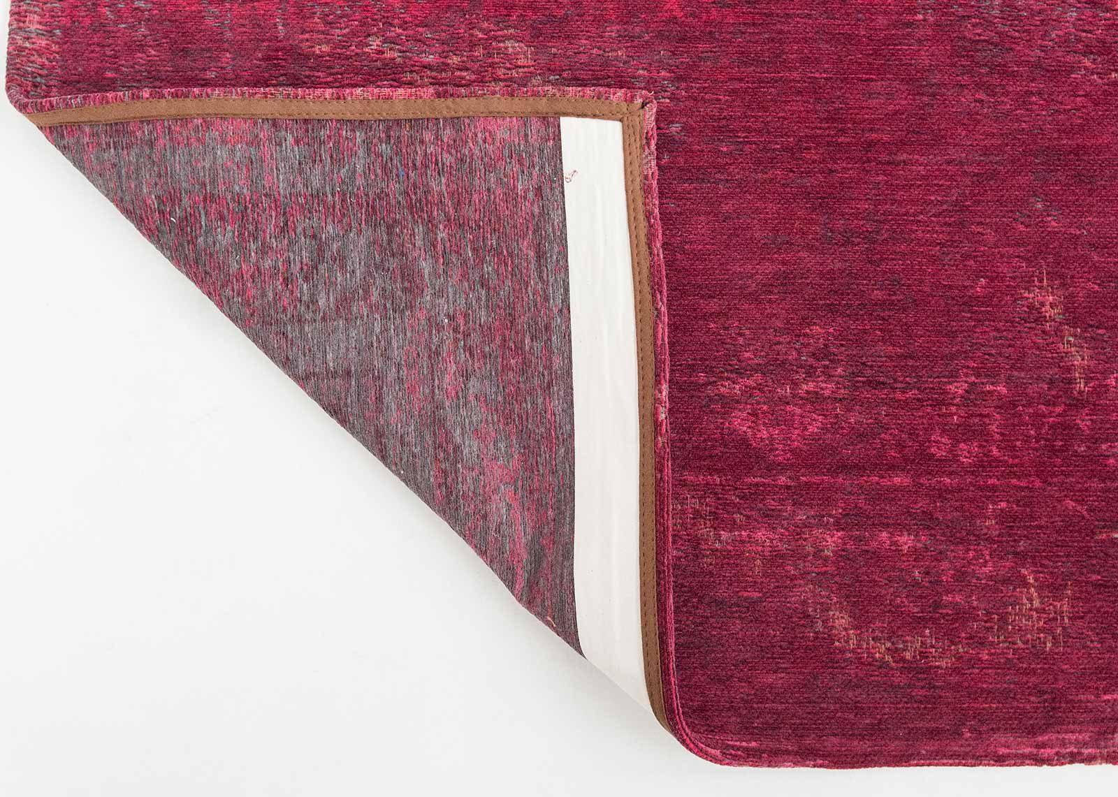 tapis Louis De Poortere LX8260 Fading World Medaillon Scarlet back