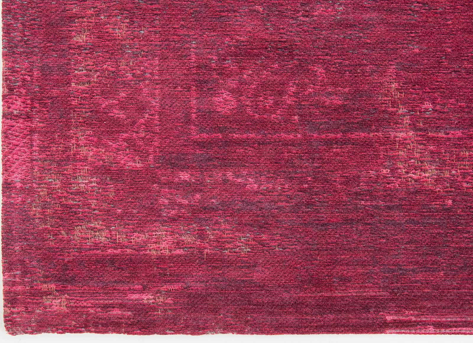 tapis Louis De Poortere LX8260 Fading World Medaillon Scarlet corner
