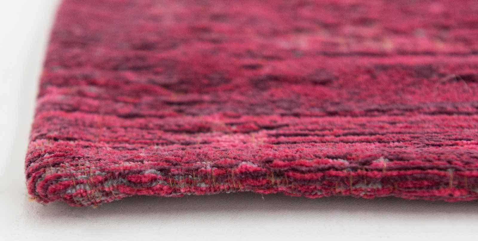 tapis Louis De Poortere LX8260 Fading World Medaillon Scarlet side