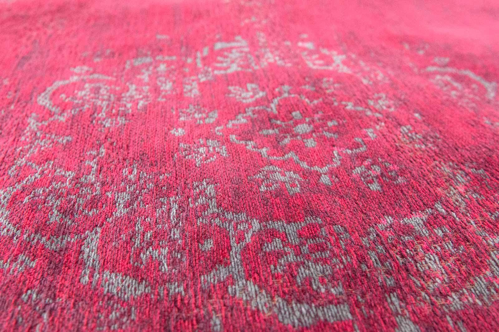tapis Louis De Poortere LX8260 Fading World Medaillon Scarlet zoom