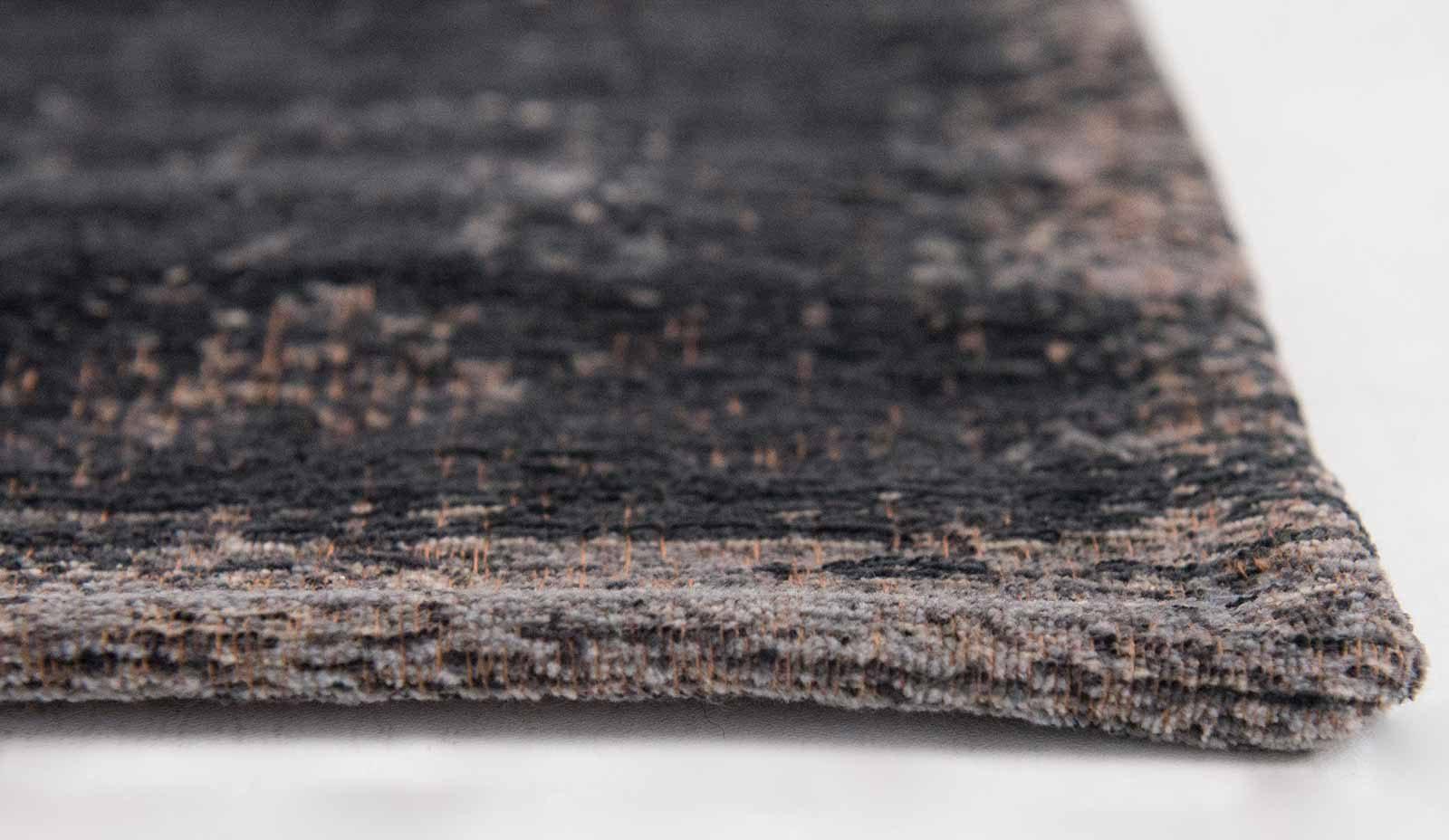 tapis Louis De Poortere LX8263 Fading World Medaillon Mineral Black side
