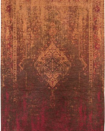 tapis Louis De Poortere LX8637 Fading World Generation Mango Brown
