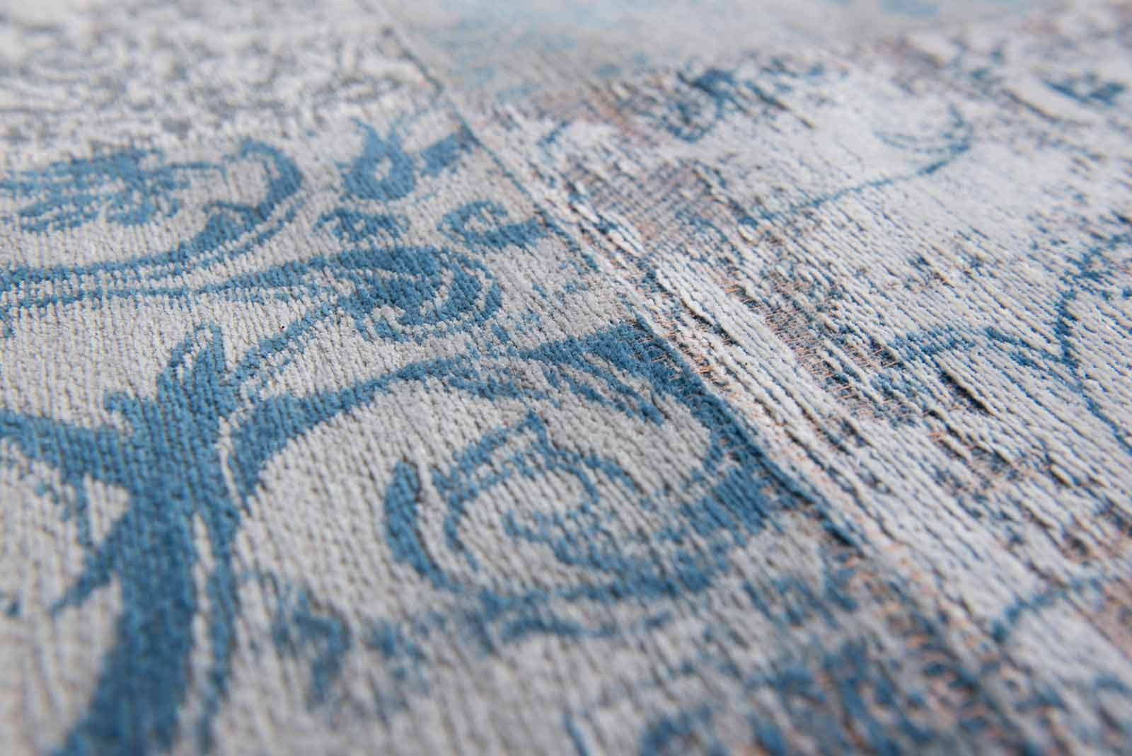 tapis Louis De Poortere LX8981 Vintage Bruges Blue zoom