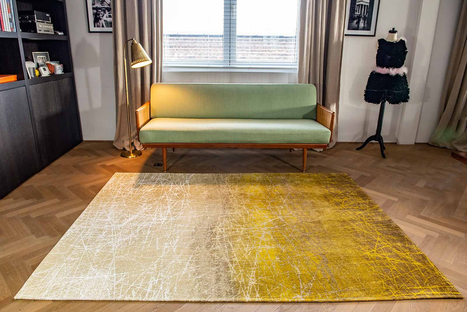 tapis Louis De Poortere LX 8879 Mad Men Fahrenheit New York Fall interior