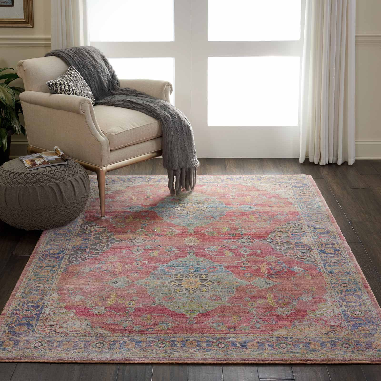 Andessi tapis Ankara Global ANR01 MULTI 5X8 099446456335 interior 1 C