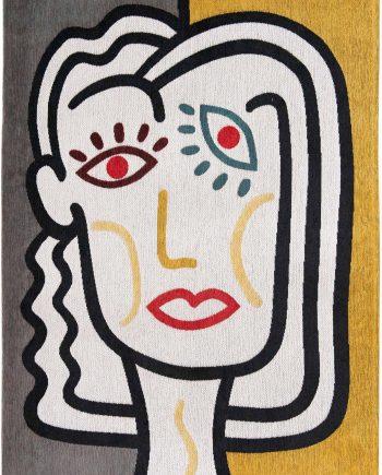 Louis De Poortere tapis LX 9143 Gallery Dora Dorado
