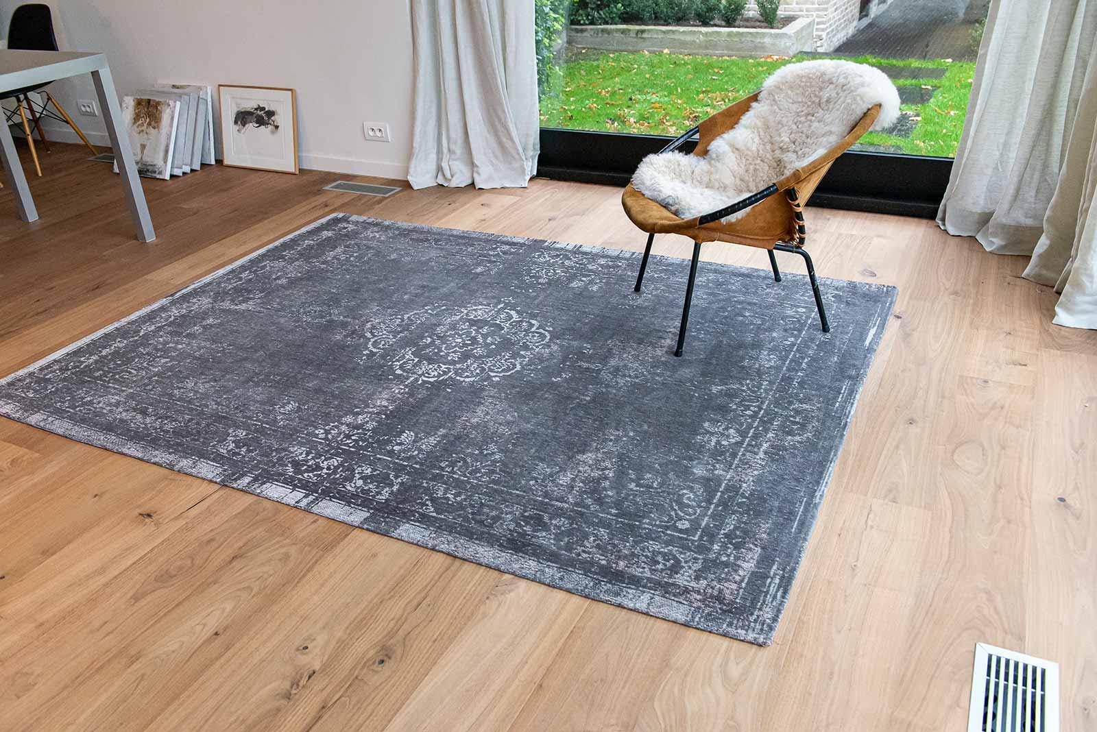 Louis De Poortere tapis LX 9148 Fading World Stone interior 6