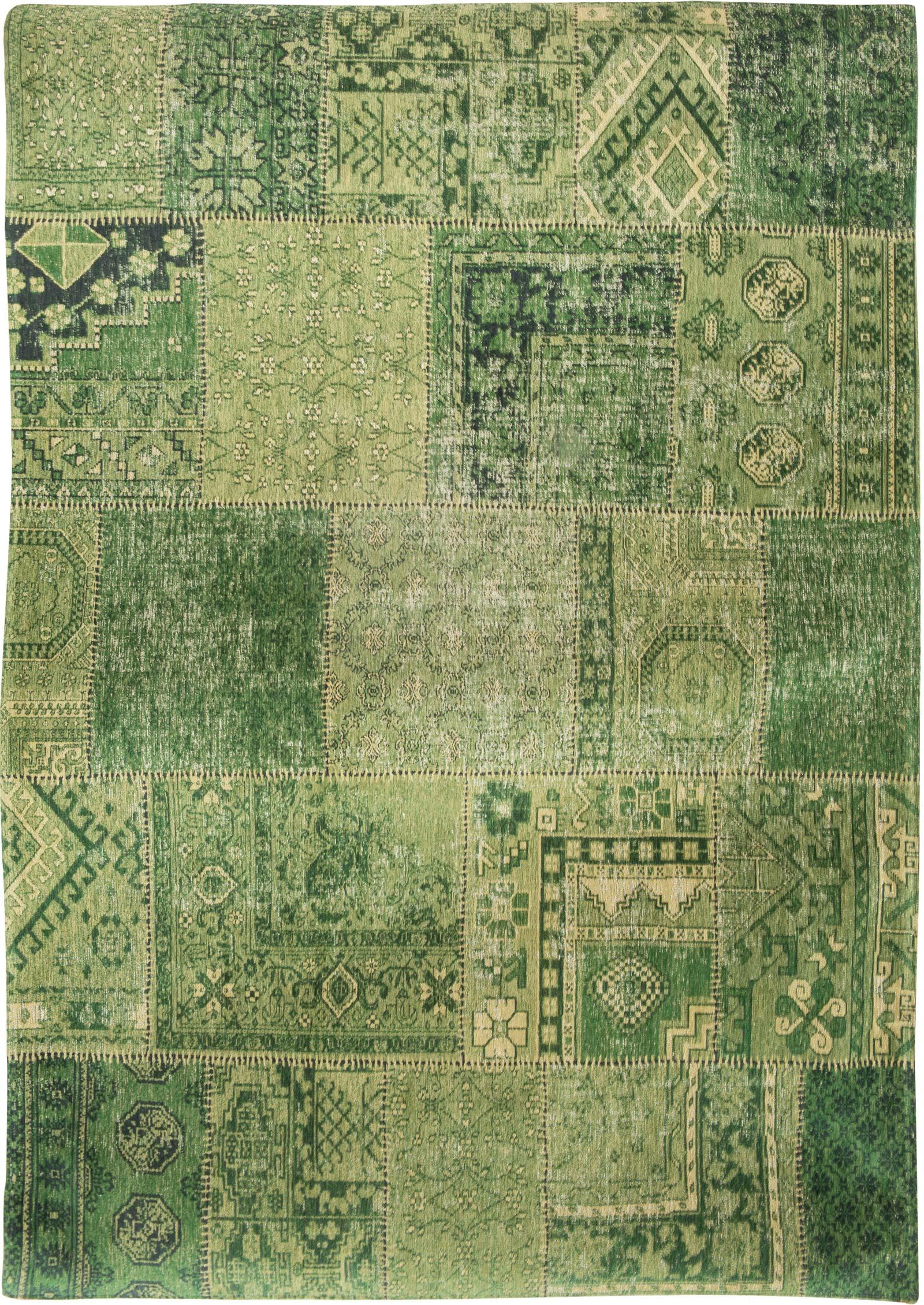 tapis Louis De Poortere LX8117 8688 Khayma Farrago Hanging Gardens