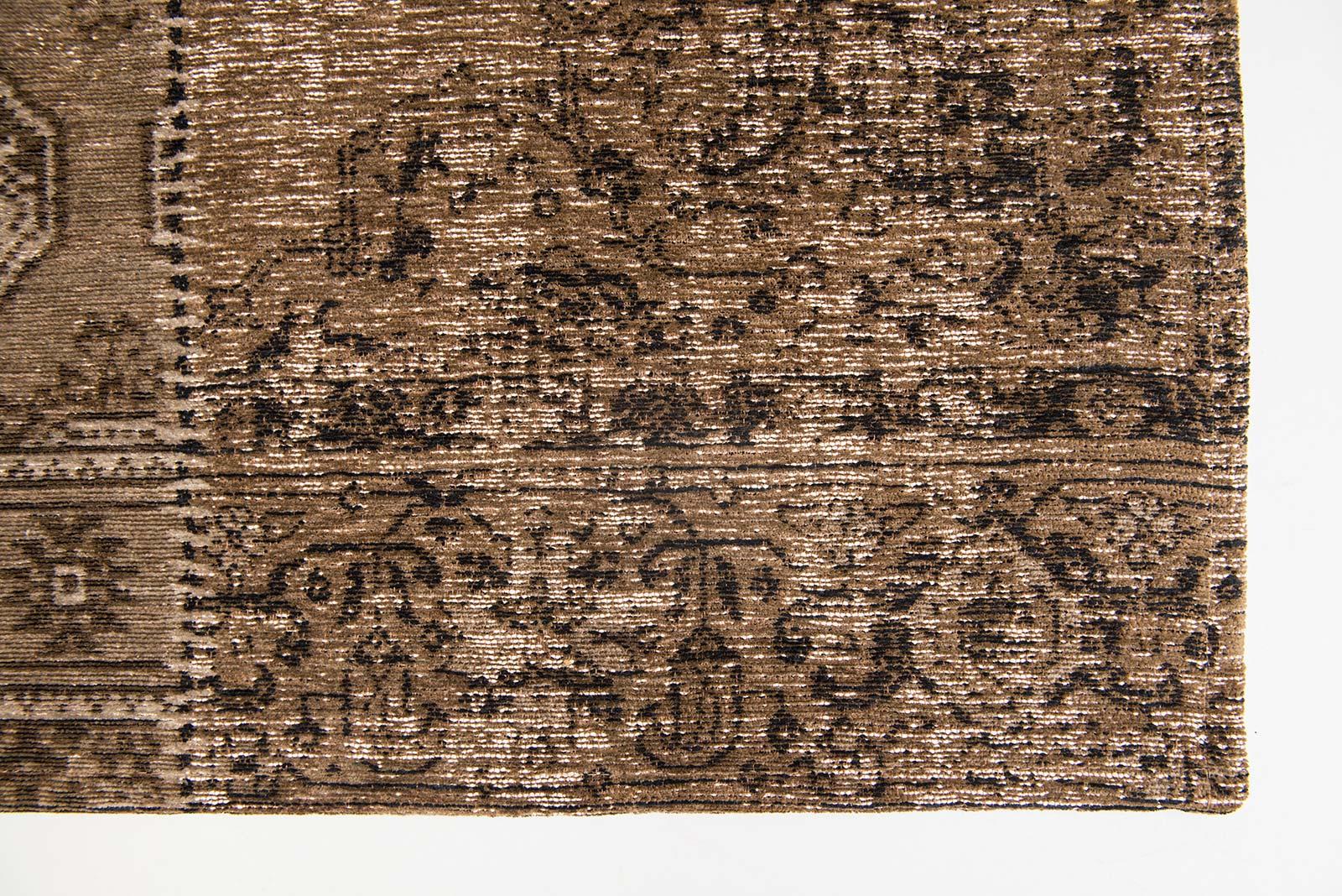tapis Louis De Poortere LX8117 8784 Khayma Farrago Dustroad corner