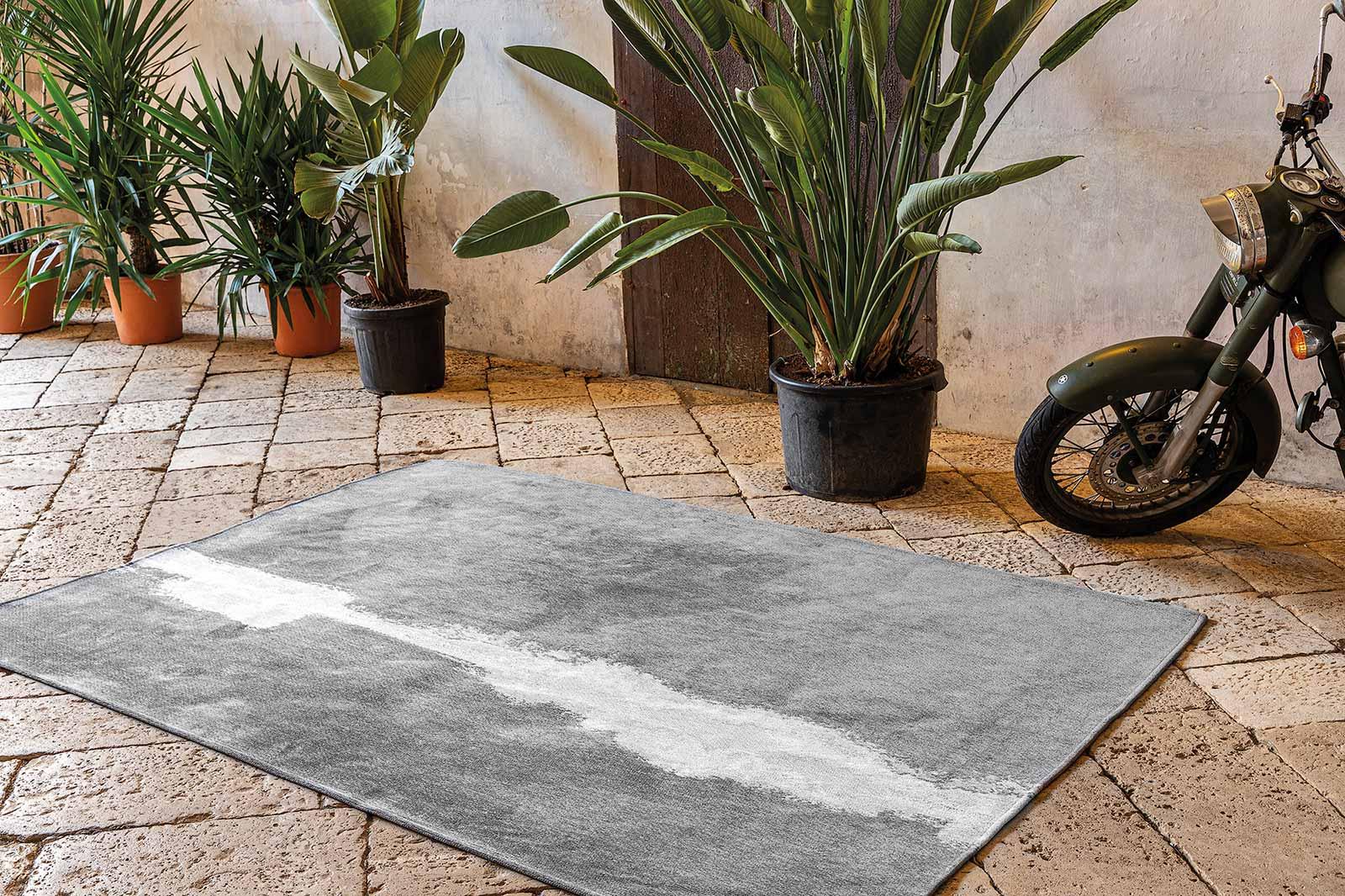 Louis De Poortere tapis Fischbacher Linares 9057 interior 2