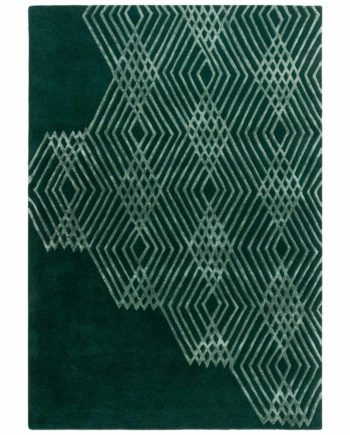 Andessi Tapis Architect Diamonds Forest 3