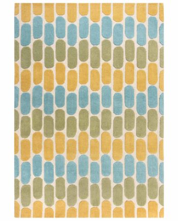 Andessi Tapis Radiance Fossil Green