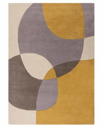 Andessi Tapis Radiance Glow Ochre