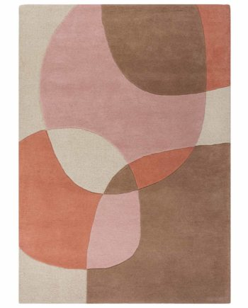 Andessi Tapis Radiance Glow Terracotta 4