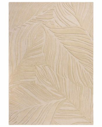 Andessi Tapis Solace Lino Leaf Natural 2