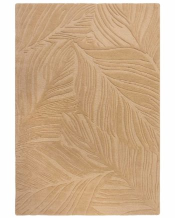 Andessi Tapis Solace Lino Leaf Stone 4